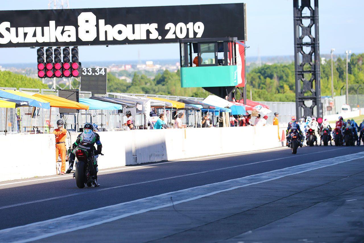 【順位結果】2019鈴鹿8時間耐久ロードレース 公式予選2回目