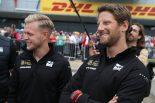 F1 | 2019年F1第10戦イギリスGP ケビン・マグヌッセン、ロマン・グロージャン(ハース)