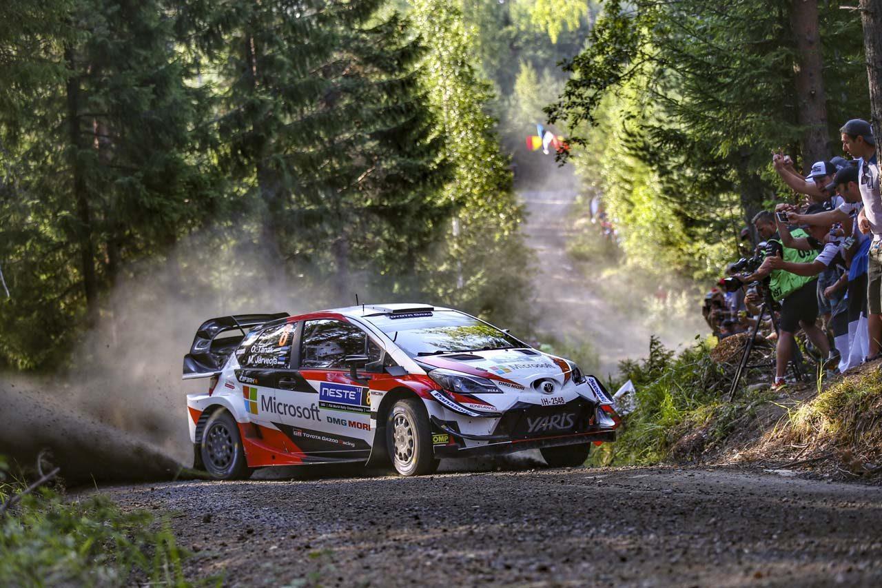 "WRC:トヨタ、勝率100%の""ホーム""フィンランドへ。マキネン「3戦3勝も充分可能」"