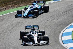 F1 | 【タイム結果】F1第11戦ドイツGPフリー走行1回目