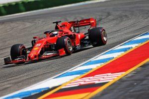 F1 | F1第11戦ドイツGP FP1:母国GPのベッテルが好スタート。フェルスタッペンはトップ2チームに僅差で追随