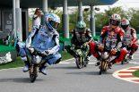 MotoGP | 鈴鹿8耐ライダーが決勝前に新アトラクションで真剣勝負/鈴鹿8耐トピックス