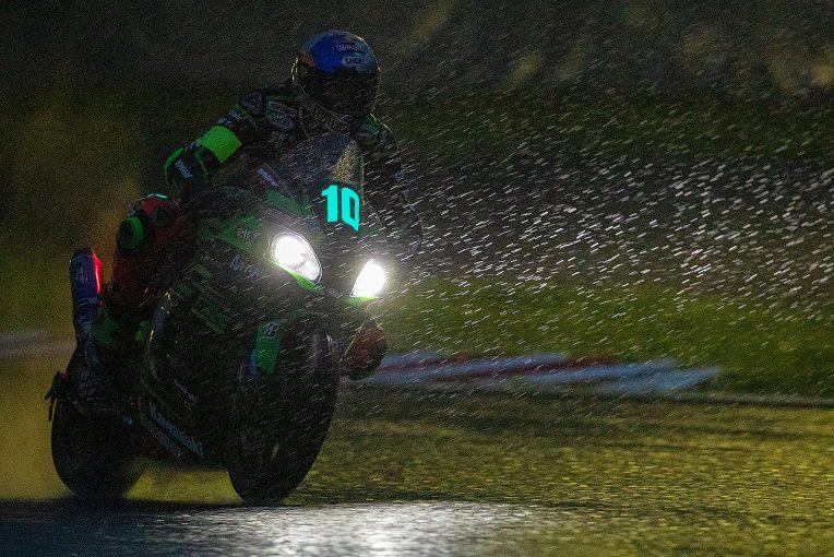 MotoGP | 鈴鹿8耐:夜間フリー走行は雨で赤旗中断に。トップはYARTヤマハ