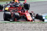 2019年F1第11戦ドイツGP シャルル・ルクレール(フェラーリ)