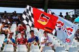 2019年F1第11戦ドイツGP セバスチャン・ベッテル、ルイス・ハミルトンのファンたち