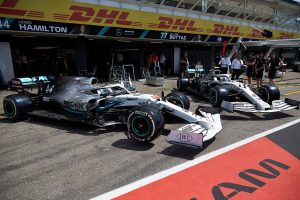 F1 | 【ギャラリー】F1第11戦ドイツGP初日