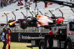 F1 | F1第11戦ドイツGP FP2:速さを見せたフェラーリ勢が1-2。復調のガスリーはまさかのクラッシュ