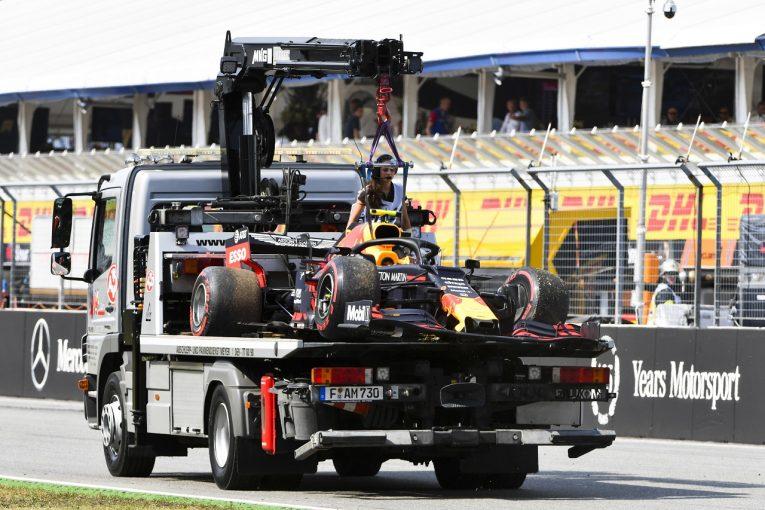 F1 | 「単純にドライバーのミス」。レッドブルF1首脳陣、ガスリーのクラッシュに苛立ち