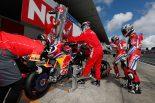 MotoGP | 決勝重視で挑むレッドブル・ホンダ。公式予選で清成龍一が走らなかった意外な理由