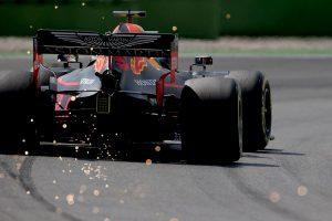F1 | レッドブル・ホンダ密着:本来の実力が発揮できなかった初日。パワーユニットの最適化が予選の鍵に/F1ドイツGP金曜