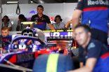 F1 | トロロッソ帯同の山本尚貴、高まるF1挑戦の思いとホンダの活躍「生意気かもしれないけれど、あそこに立つ姿は自分が見せたい」