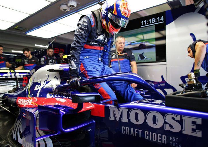 F1 | アルボン14番手「アップデートへの理解を深め、予選Q3進出を目指したい」:トロロッソ・ホンダ F1ドイツGP