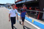 F1 | 【ブログ】鍛え上げたドライバーたちは、猛暑の中でも余裕の表情/F1第11戦ドイツGP現地情報
