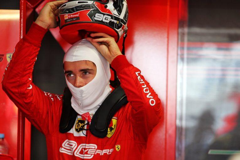 F1 | ルクレール最速「猛暑では僕らが有利だが、雨になればレッドブルが速いだろう」:フェラーリ F1ドイツGP金曜