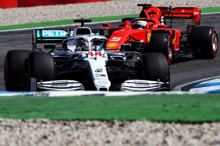 F1 | 【SNSピックアップ】F1ドイツGP土曜:メルセデスが特別カラー披露。フェルスタッペンのコース紹介も