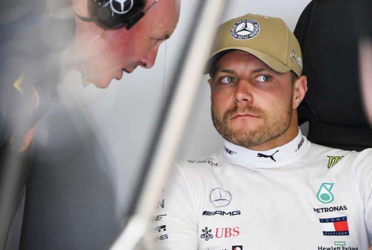 F1 | ボッタス「新パッケージで冷却効率がアップ。前の仕様なら苦しんだはず」メルセデス F1ドイツGP金曜