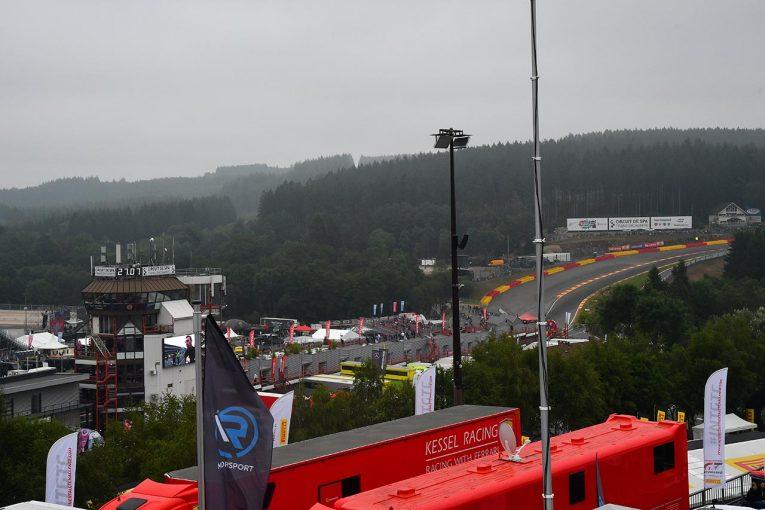 ル・マン/WEC | 今季のスパ24時間はレースを通じて荒天か。スタート直前から雨の予報