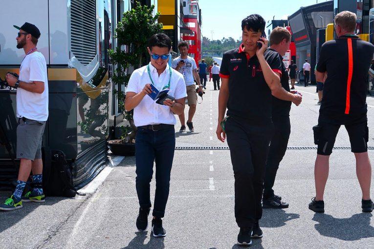 F1 | 山本尚貴インタビュー(1):レッドブルでF1シミュレーターを初体験。「自分が思っていたF1よりも、さらに奥深さを感じた」