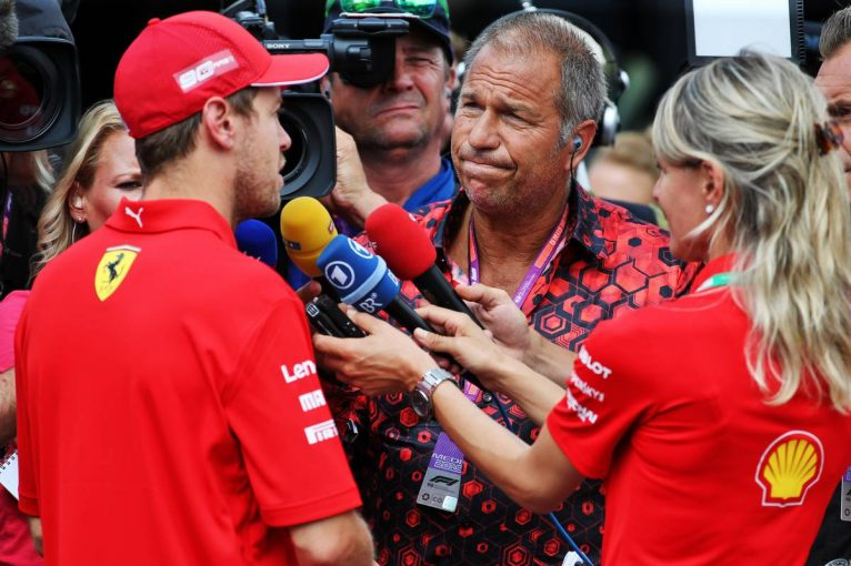 F1 | 【順位結果】F1第11戦ドイツGP予選