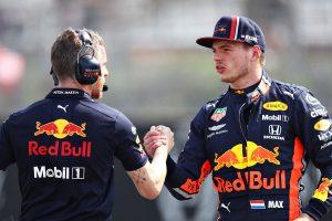 F1 | フェルスタッペンがフロントロウ獲得、ポールはハミルトン。好調だったフェラーリ2台はトラブルに泣く/F1ドイツGP予選