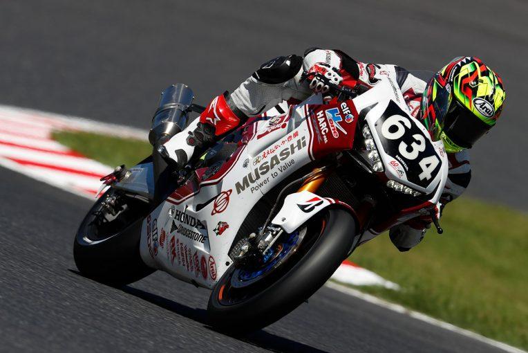 MotoGP | 鈴鹿8耐:予選4番手のHARC-PRO.ホンダにペナルティ。決勝はピットスタートに