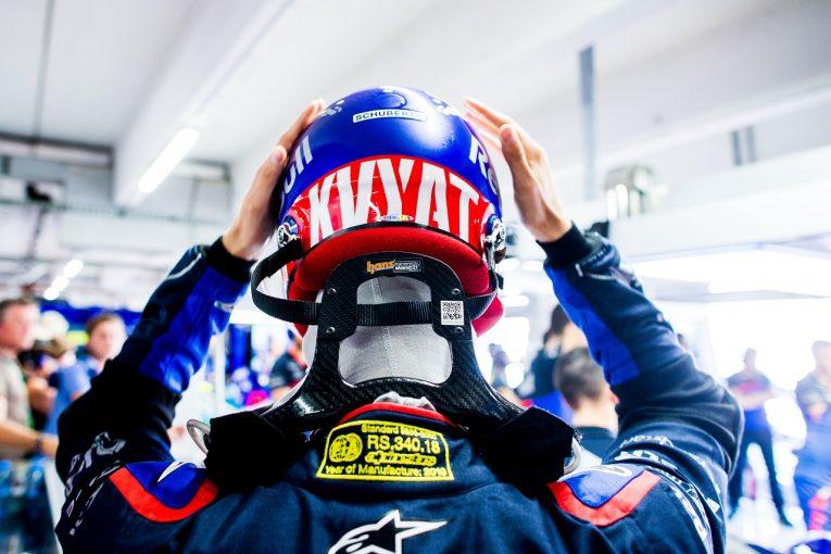 F1   クビアト予選14番手「ライバルと戦えるだけの競争力がなかった。レースで順位を上げて入賞したい」トロロッソ・ホンダF1