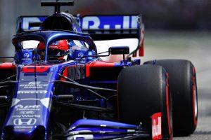 F1 | ホンダF1本橋CE予選後インタビュー:トロロッソ側でアップデート投入も熾烈な中団争いに苦戦。「路面変化に合わせきれなかった」