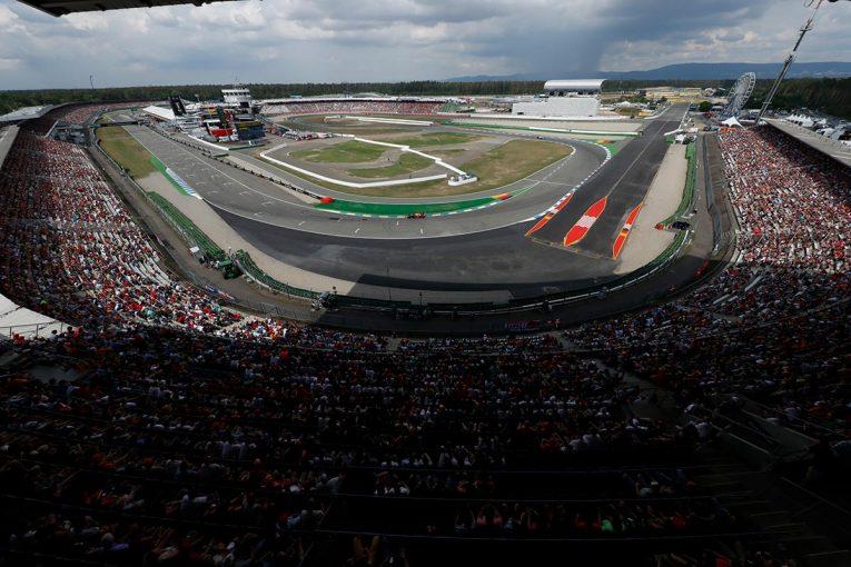 F1 | F1第11戦ドイツGP決勝日ツイート実況