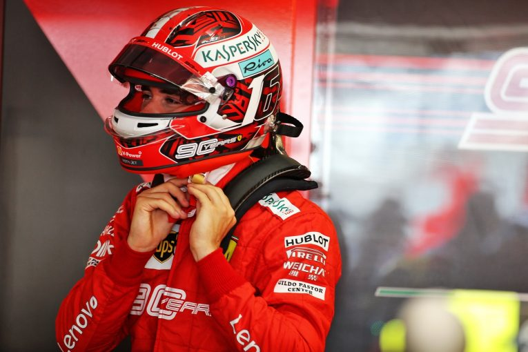 F1   ルクレールには燃料システムのトラブル「これほど速さがあるのに、2台とも予選で戦えないなんて…」フェラーリF1
