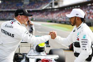 F1 | ボッタス予選3番手「ブレーキングに苦しんだが、優勝を諦めていない」:メルセデス F1