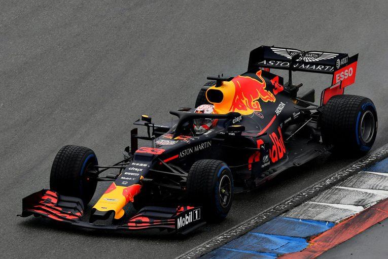 F1 | 【速報】ホンダF1が1992年以来、27年ぶりのシーズン2勝目&ダブル表彰台。雨のドイツGPでフェルスタッペンが逆転勝利!