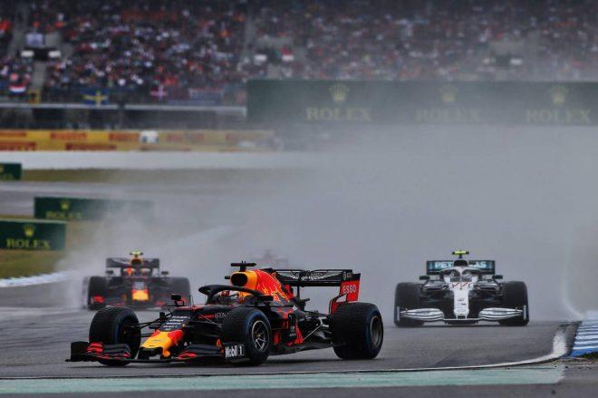 2019年F1第11戦ドイツGP 決勝レース