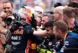 F1 | レッドブル・ホンダF1密着:5度のタイヤ交換をミスなくこなしたピットクルーがフェルスタッペン優勝の立役者に