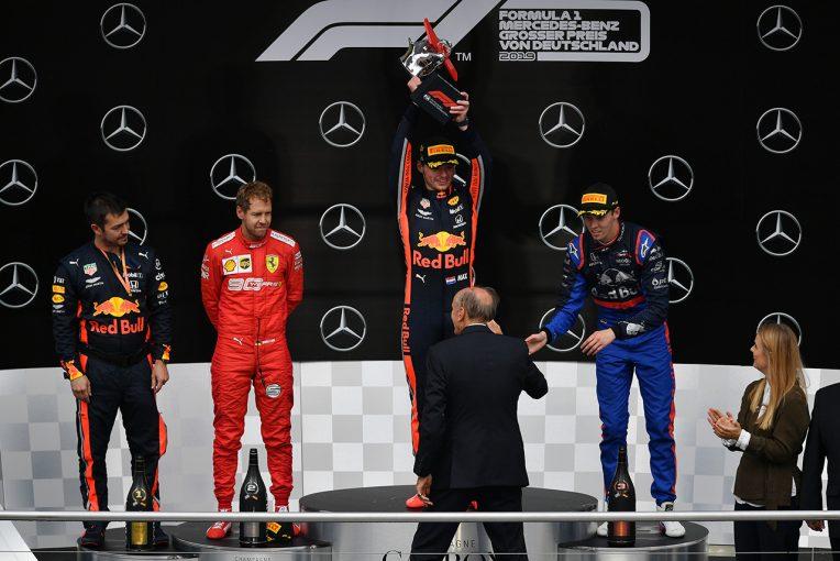 F1 | 「ドイツGPは、メルセデス優位のF1に対する最高の答えを示した」とロス・ブラウンが批判に反論