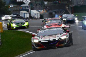 ル・マン/WEC | スパ24時間:雨で波乱のレースは20号車が制しポルシェがワン・ツー。ホンダNSX GT3が殊勲の6位に