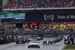 2019年F1第11戦ドイツGP決勝レース