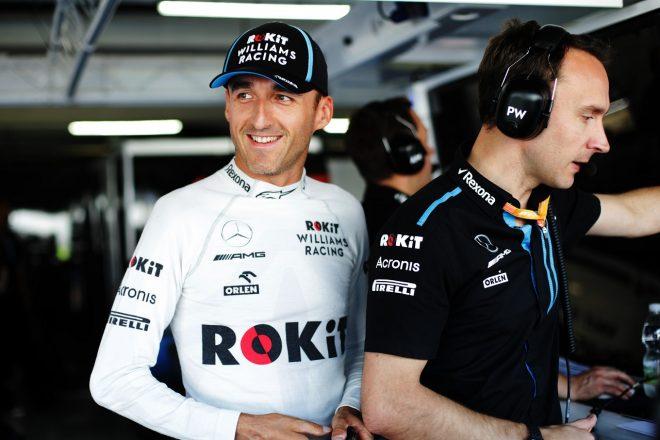 2019年F1第11戦ドイツGP ウイリアムズのロバート・クビサ