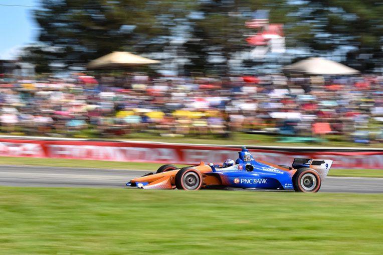 海外レース他 | ディクソンが逆転勝利/【順位結果】インディカー・シリーズ第13戦ミド・オハイオ決勝レース