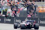 F1 | ピレリ、表彰台の3人とストロールを祝福「レーシングポイントは戦略によって終盤までレースを盛り上げた」