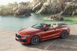 クルマ | 『BMW M8カブリオレ』上陸。15秒で開閉可能な多層式ソフトトップ採用