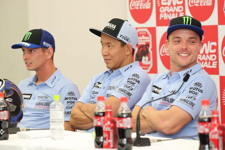 MotoGP   鈴鹿8耐:カワサキ、ホンダを猛追したヤマハのロウズ「結果に関して話す必要はない」
