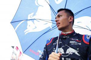 F1 | アルボン、自己ベストの6位「初めてのウエットF1レースで満足いく走りができた」:トロロッソ・ホンダ