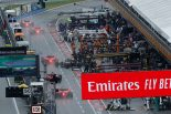 2019年F1第11戦ドイツGP決勝 次々とマシンがピットに飛び込みカオスな展開に