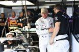 F1   ボッタス、クラッシュでノーポイント「ミスでチャンスを逃した自分にがっかり」:メルセデスF1