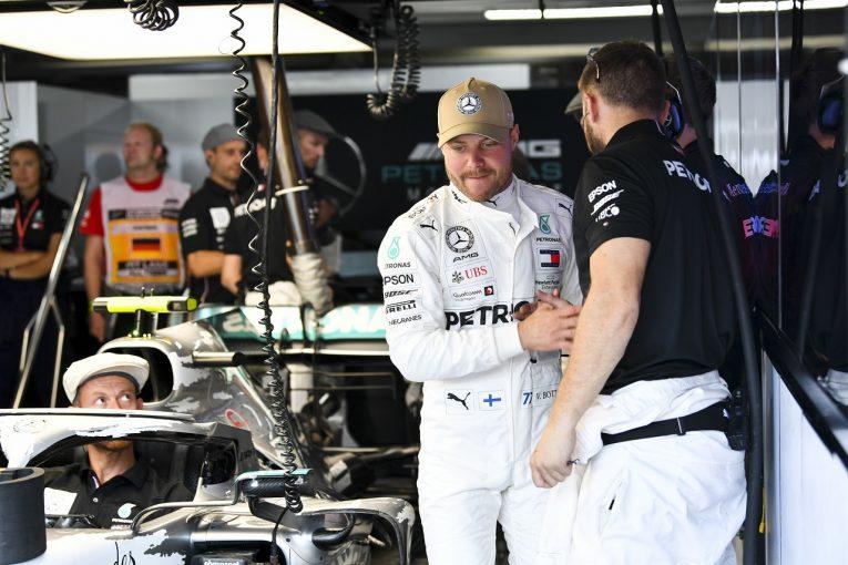 F1 | ボッタス、クラッシュでノーポイント「ミスでチャンスを逃した自分にがっかり」:メルセデスF1