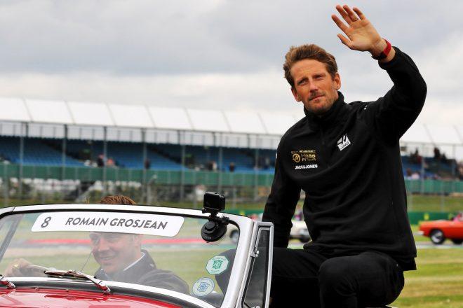 2019年F1第11戦ドイツGP ロマン・グロージャン(ハース)