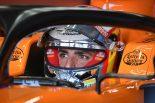 F1   サインツ「5位に大満足。この難しいコンディションのなか、クレバーなレースができたと思う」:マクラーレン F1ドイツGP