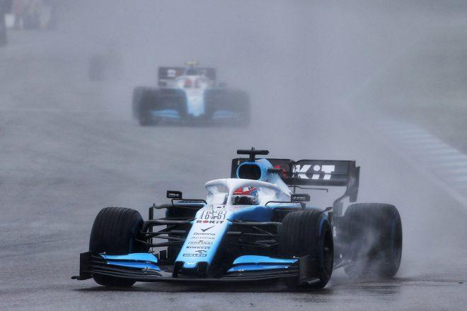 2019年F1第11戦ドイツGP ジョージ・ラッセル(ウイリアムズ)