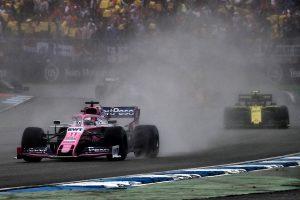 F1 | ペレス「大量得点の機会を自分で投げ出してしまった。チームに謝りたい」:レーシングポイント F1ドイツGP日曜
