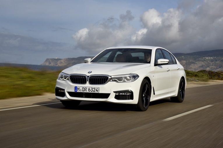 クルマ | クリーン・ディーゼルとxDriveを組み合わせた『BMW 5シリーズ M Spirit』が登場